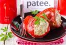 Перец, фаршированный свининой и рисом