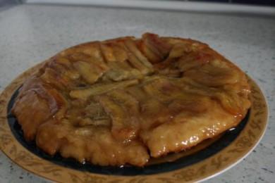 Рецепт Банановый татэн