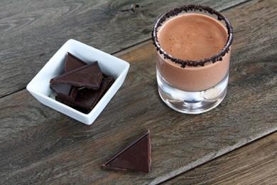 Рецепт Шоколадный коктейль Маргарита