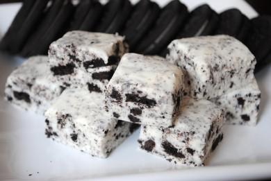 Рецепт Сливочно-шоколадная помадка