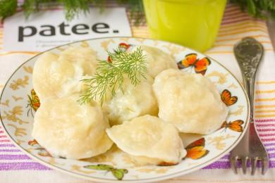 Рецепт Пельмени с мясом индейки и зеленью