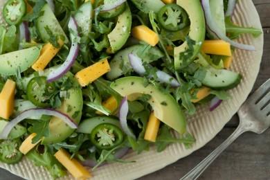 Рецепт Тропический салат