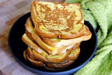 Рецепт Французские гренки с кардамоном
