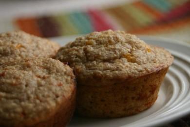 Рецепт Яблочные кексы с сыром
