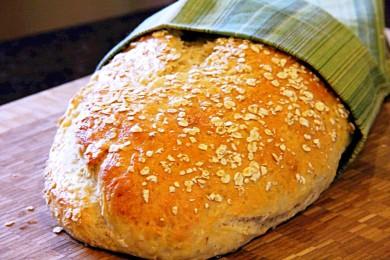 Рецепт Овсяной хлеб с медом
