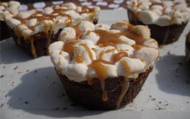 Рецепт Кексы брауни