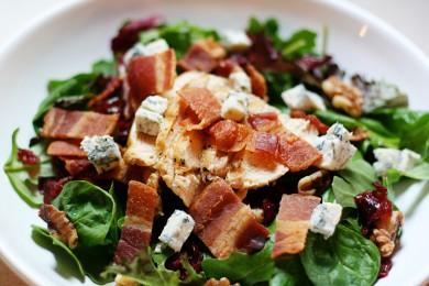 Рецепт Куриный салат с латуком