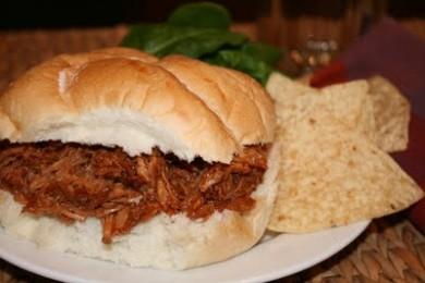 Рецепт Сэндвичи со свининой