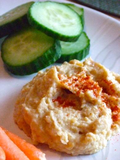 Рецепт Арахисовый хумус
