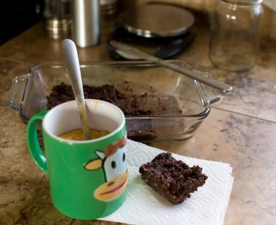 Рецепт Брауни с финиками