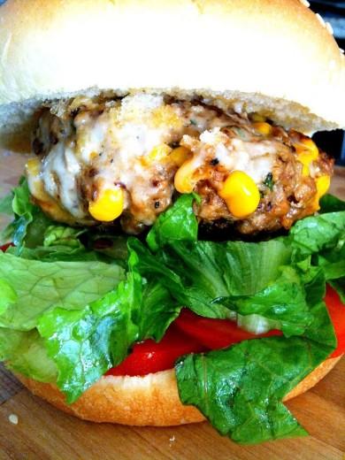 Рецепт Бутерброды с бургерами из индейки
