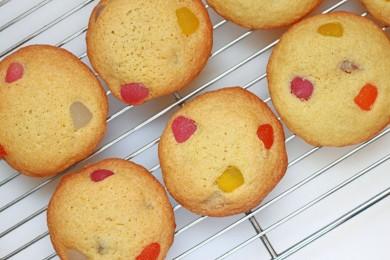 Рецепт Лимонное печенье с мармеладом