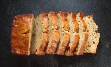 Рецепт Хлеб с бананами и морковью