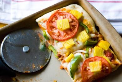 Рецепт Тесто для пиццы за 5 минут