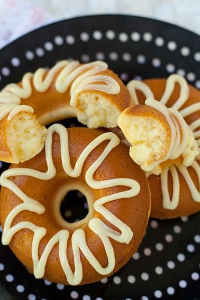 Рецепт Медовые пончики