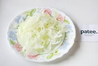 Лапша с куриными желудками и грибами - приготовление