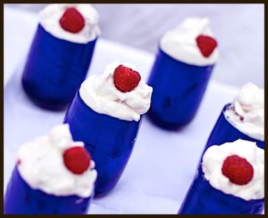 Рецепт Итонский десерт с малиной