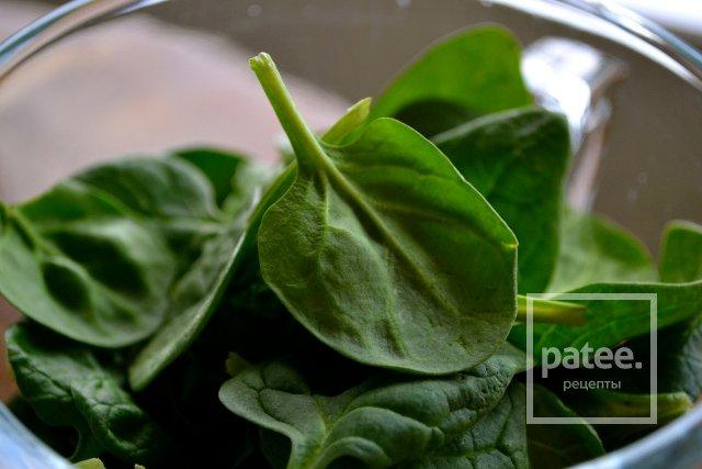 блины из шпината рецепты