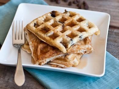 Рецепт Шоколадные вафли — рецепт для вафельницы