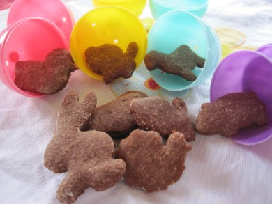 Рецепт Шоколадные крекеры