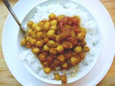 Рецепт Чана масала (Нутовое рагу)