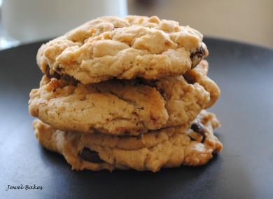Рецепт Шоколадно-кокосовое печенье