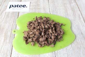 Салат Клубничка - приготовление