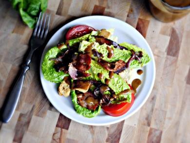 Рецепт Бальзамический соус для салата