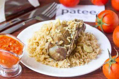 Рецепт Свинина с ароматным рисом