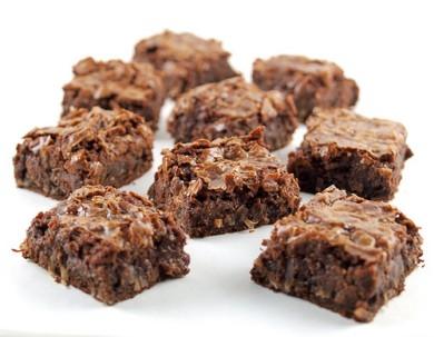 Рецепт Шоколадно-кокосовые батончики