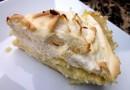 Кокосовый пирог с меренгой