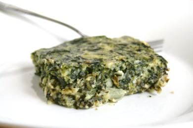 Рецепт Брауни со шпинатом