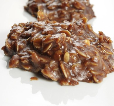 Рецепт Шоколадно-овсяное печенье