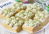 Пирожные Green tea