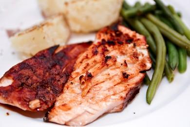 Рецепт Маринад для лосося