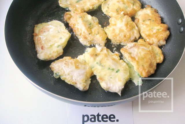 Рецепты грудки в кляре в духовке с фото