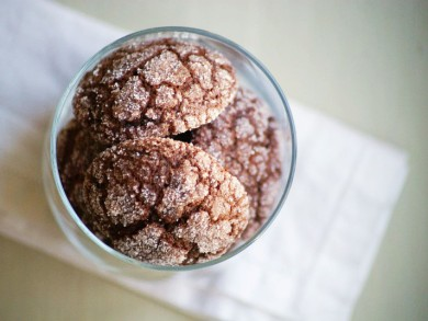 Рецепт Шоколадно-ореховое печенье