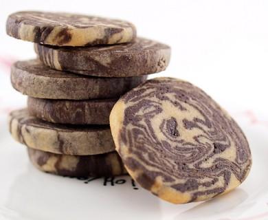 Рецепт Мраморное печенье