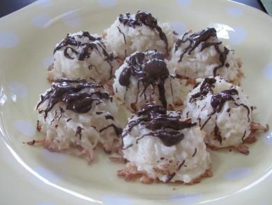Рецепт Кокосовые макаруны
