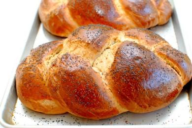 Рецепт Сладкий хлеб хала