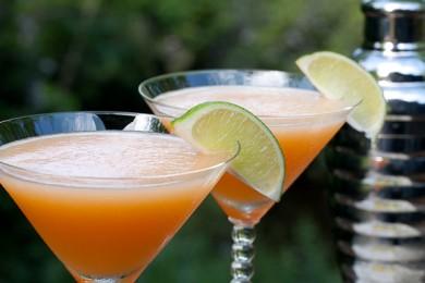 Рецепт Дынное мартини