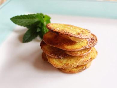 Рецепт Картофельные чипсы карри