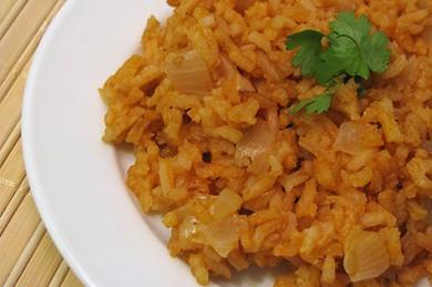 Рецепт Рис по-испански