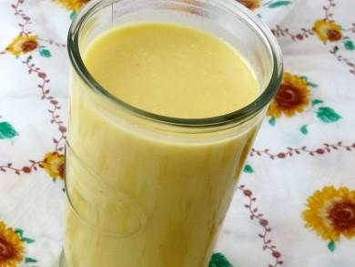 Рецепт Миндально-манговое молоко