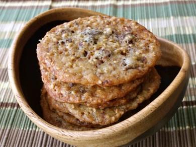 Рецепт Апельсиново - шоколадное печенье
