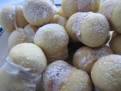 Рецепт Итальянское миндальное печенье