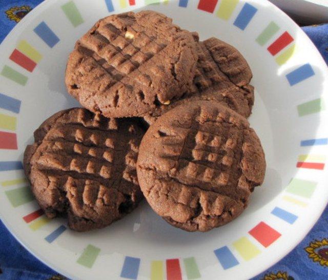 Шоколад и печенье рецепт с пошагово в духовке