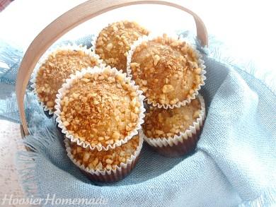 Рецепт Апельсиново-медовые кексы