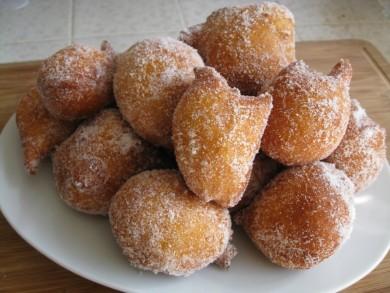 Рецепт Маласадас - Гавайские пончики