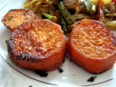 Рецепт Картофель, запеченный с розмарином